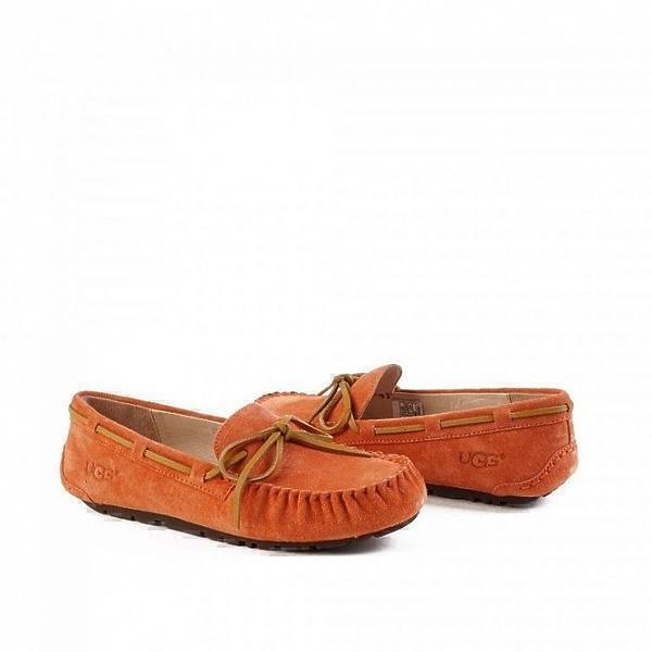 Угги UGG Dakota Orange Summer фото в «GetKeds»