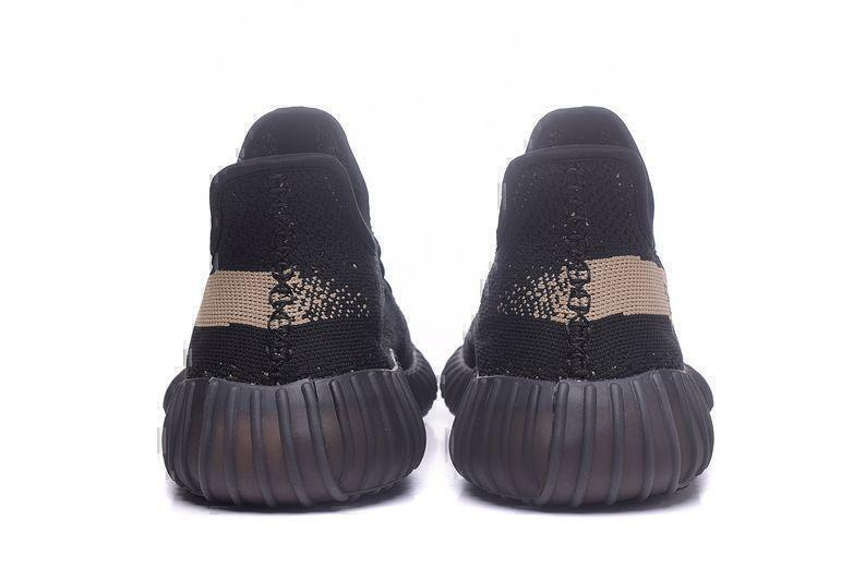 Adidas Yeezy Boost 350 V2 (Core Black/Green) фото #4 в «GetKeds»