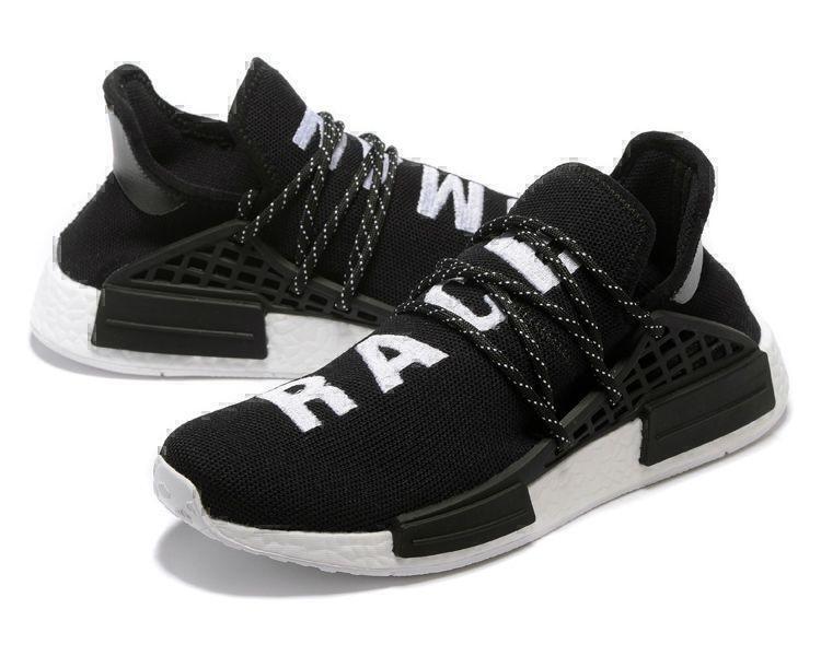 Adidas NMD Human Race (Black) фото #3 в «GetKeds»