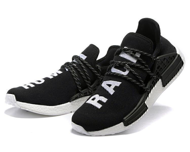 Adidas NMD Human Race (Black) фото #2 в «GetKeds»