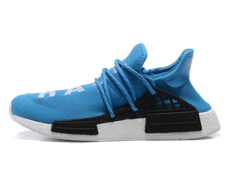 Adidas NMD Human Race (Blue) фото #4 в «GetKeds»