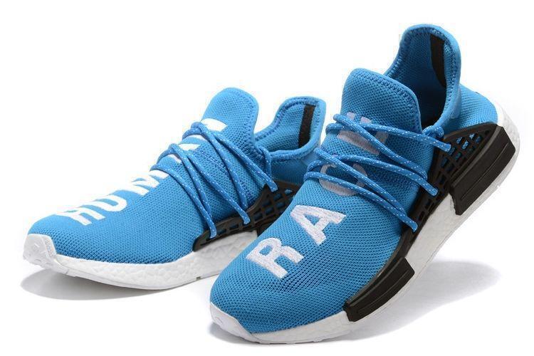 Adidas NMD Human Race (Blue) фото #2 в «GetKeds»