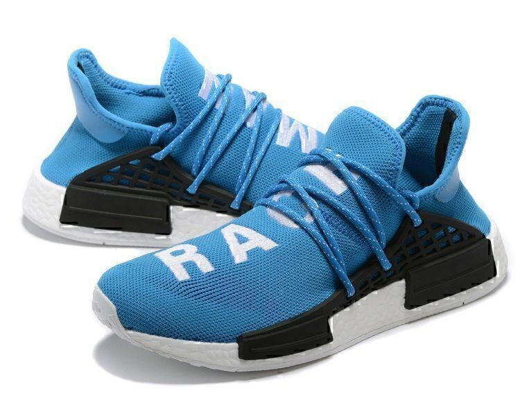 Adidas NMD Human Race (Blue) фото #3 в «GetKeds»