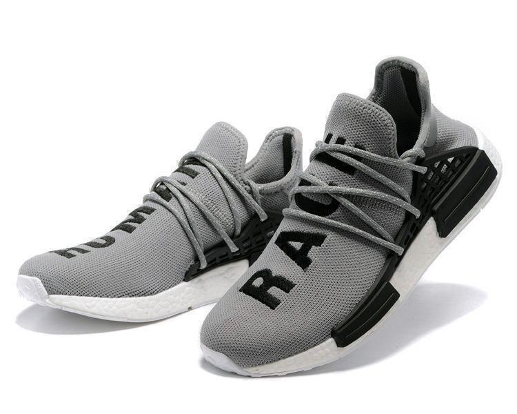 Adidas NMD Human Race (Grey) фото #3 в «GetKeds»