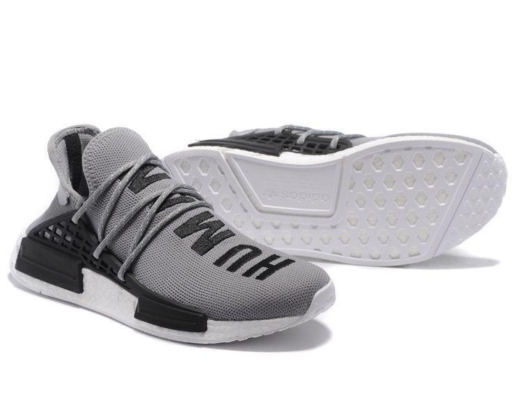 Adidas NMD Human Race (Grey) фото #4 в «GetKeds»