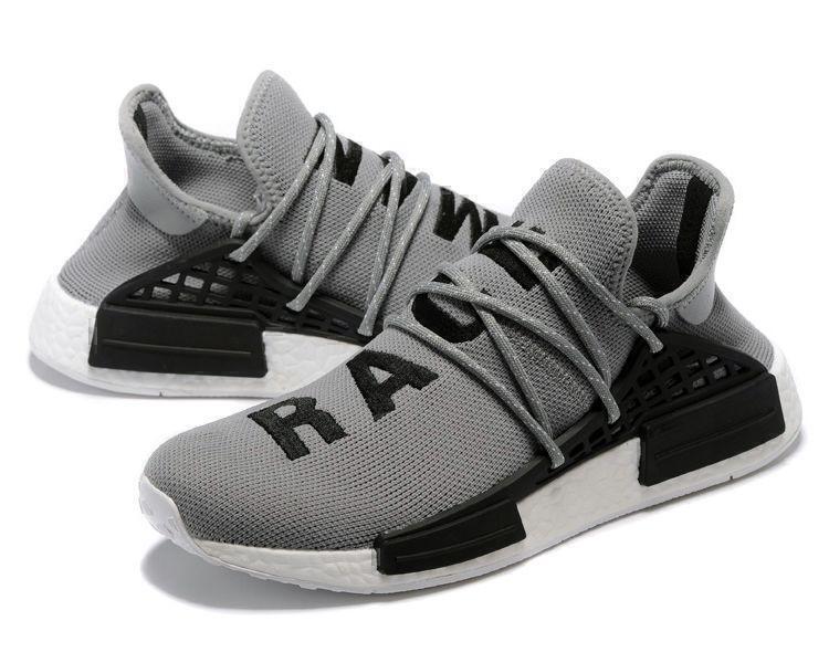 Adidas NMD Human Race (Grey) фото #2 в «GetKeds»
