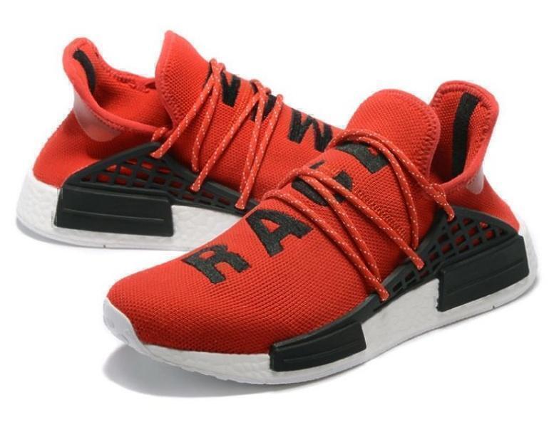 Adidas NMD Human Race (Red) фото #3 в «GetKeds»
