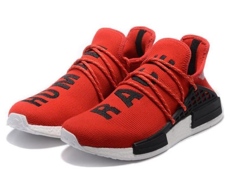 Adidas NMD Human Race (Red) фото #4 в «GetKeds»