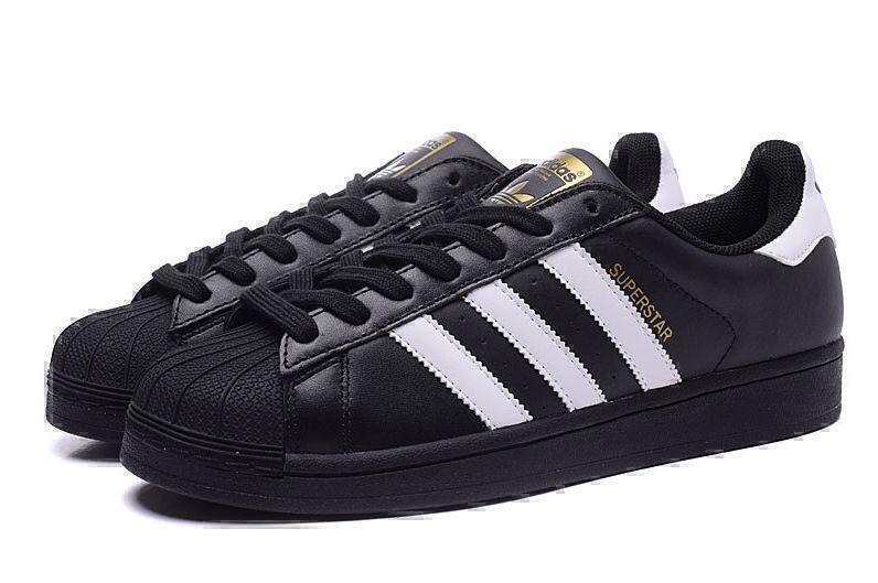 Adidas Superstar (Core Black/White) фото #2 в «GetKeds»