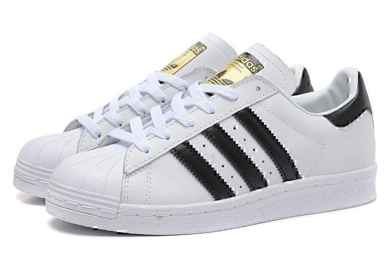 Adidas Superstar II (White/Black) фото #2 в «GetKeds»