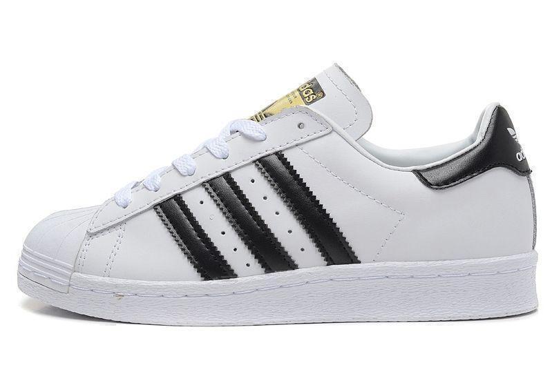 Adidas Superstar II (White/Black) фото #3 в «GetKeds»