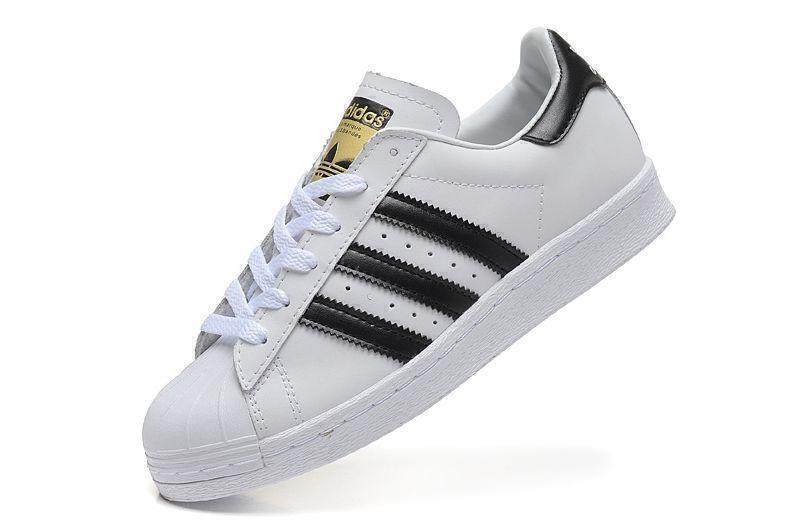 Adidas Superstar II (White/Black) фото #4 в «GetKeds»