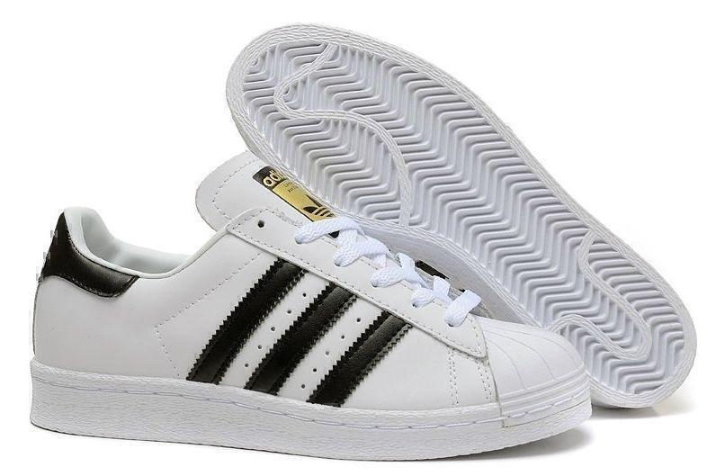 Кроссовки Adidas Superstar II (White/Black) фото в «GetKeds»