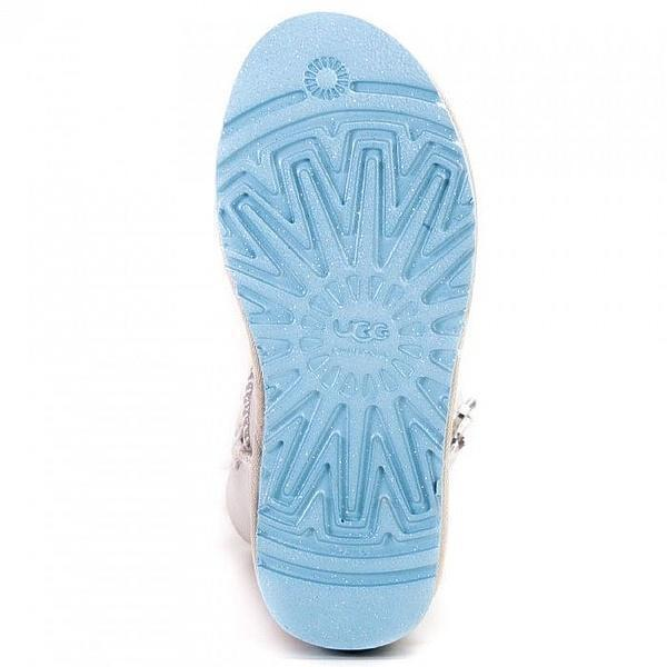 UGG Kids Bailey Button I Do White фото #5 в «GetKeds»