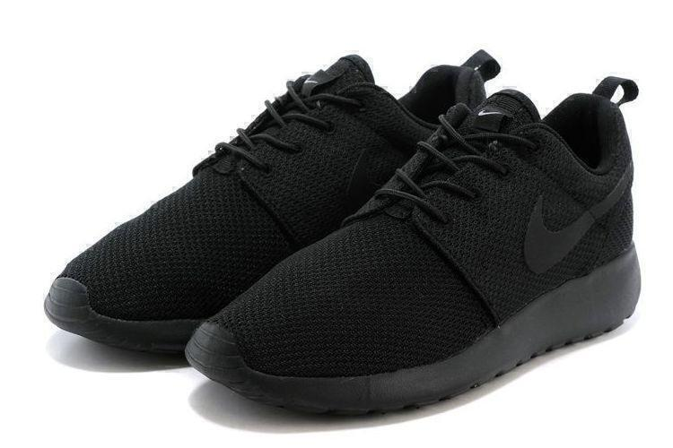 Nike Roshe Run (Black) фото #2 в «GetKeds»
