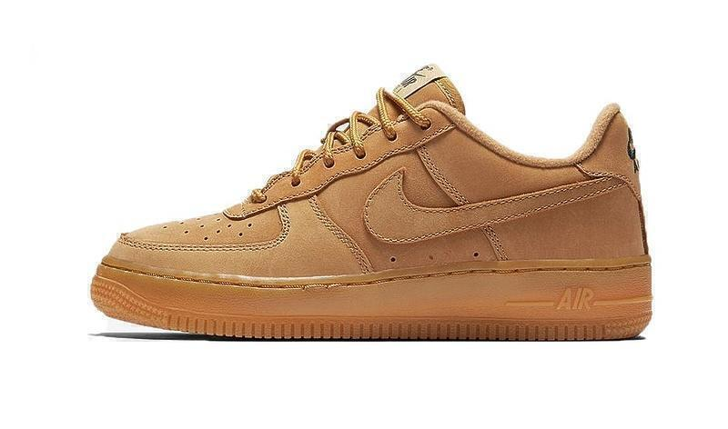 Nike Air Force 1 Low GS Wheat-AF1133GK фото #2 в «GetKeds»