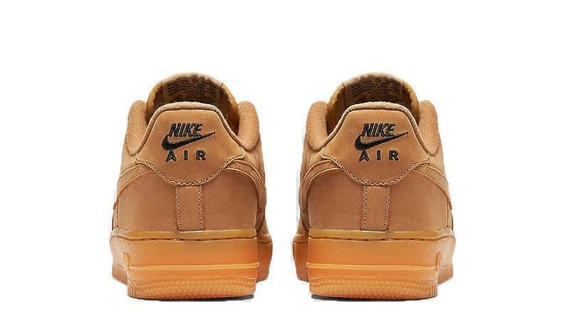 Nike Air Force 1 Low GS Wheat-AF1133GK фото #3 в «GetKeds»
