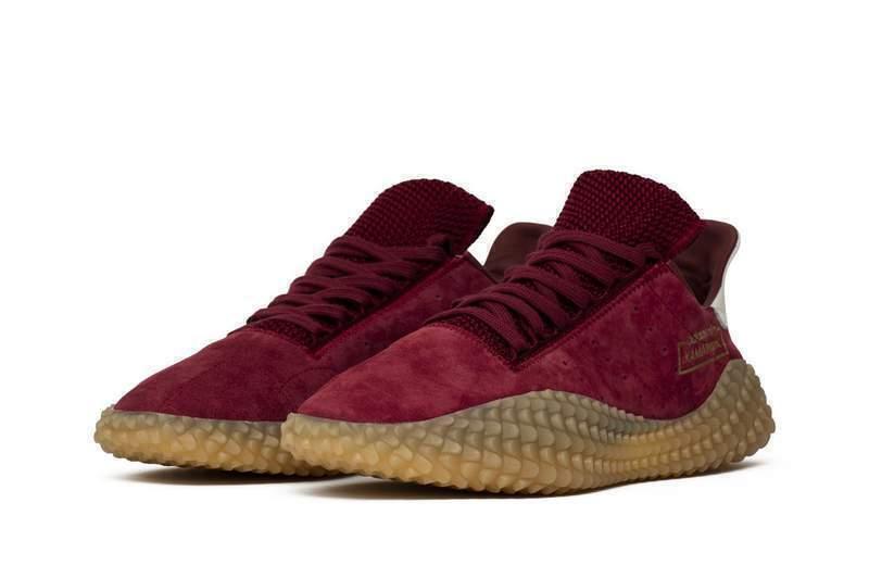 Adidas Kamanda (CQ2219) фото #2 в «GetKeds»