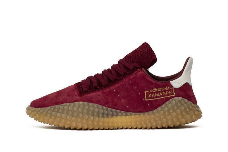 Кроссовки Adidas Kamanda (CQ2219) фото в «GetKeds»
