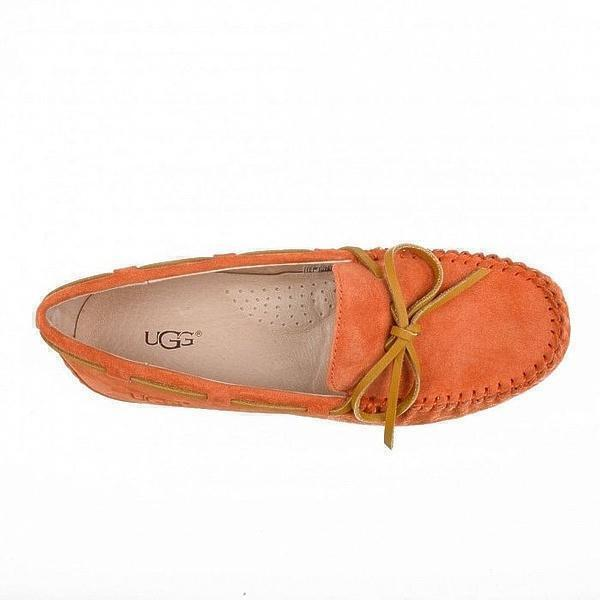 UGG Dakota Orange Summer фото #4 в «GetKeds»