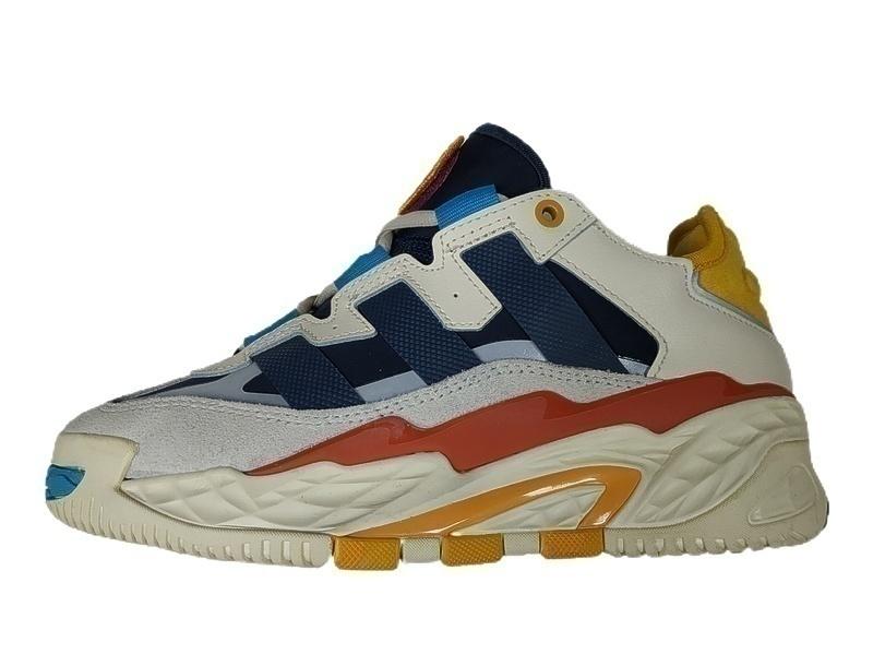 Кроссовки adidas niteball blue stripes фото в «GetKeds»