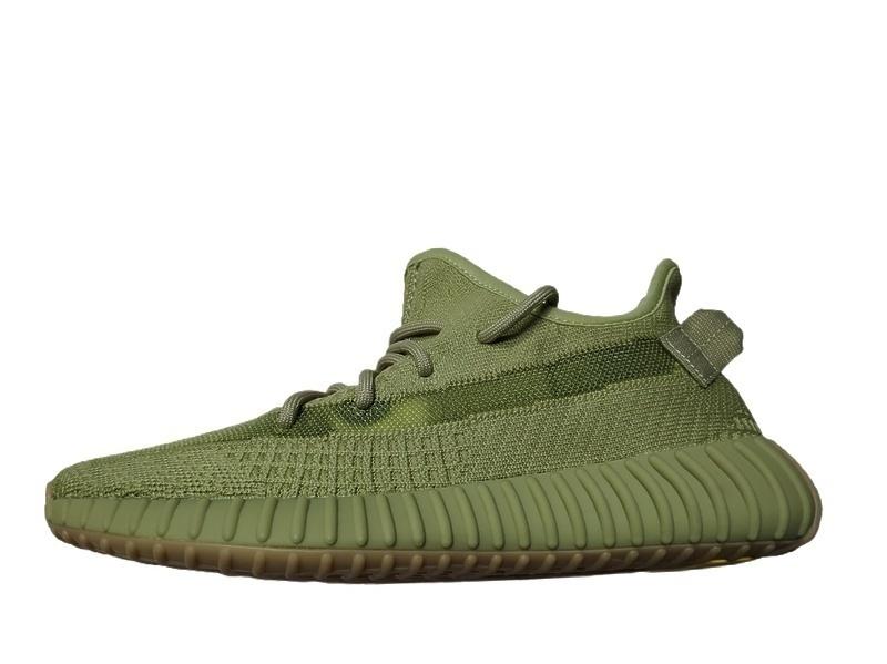 Кроссовки adidas yeezy boost 350 v2 sulfur premium  фото в «GetKeds»
