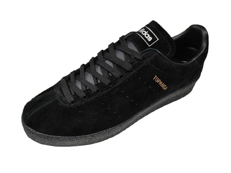 Adidas topanga black  фото #2 в «GetKeds»