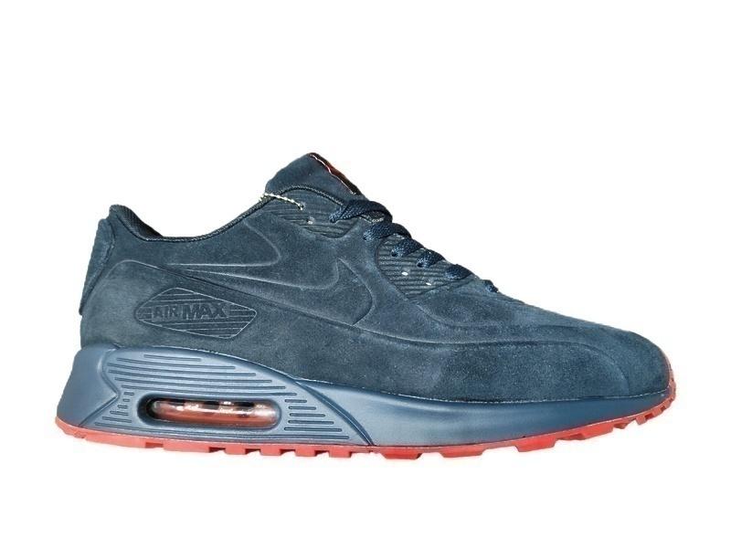 Кроссовки Nike Air Max 90 VT Winter (Grey) фото в «GetKeds»