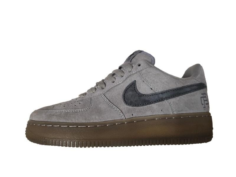 Кроссовки Nike Air Force 1 Low Wheat Dark grey фото в «GetKeds»