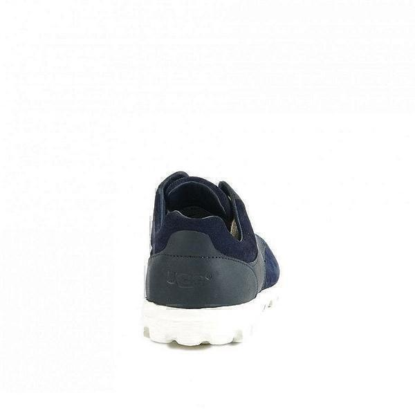 UGG Men's Ascot Catton Canvas Blue фото #4 в «GetKeds»