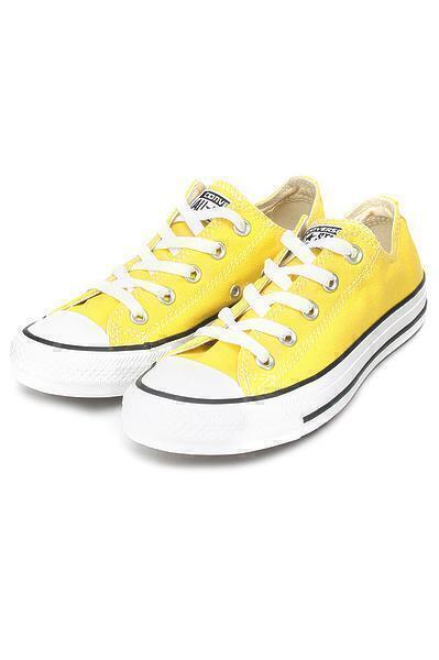 CONVERSE yellow фото #2 в «GetKeds»