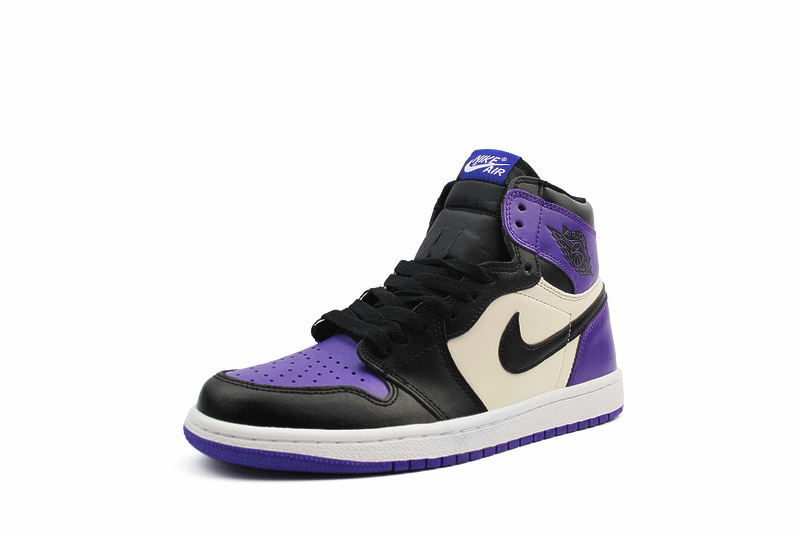Nike air jordan 1  purple фото #2 в «GetKeds»