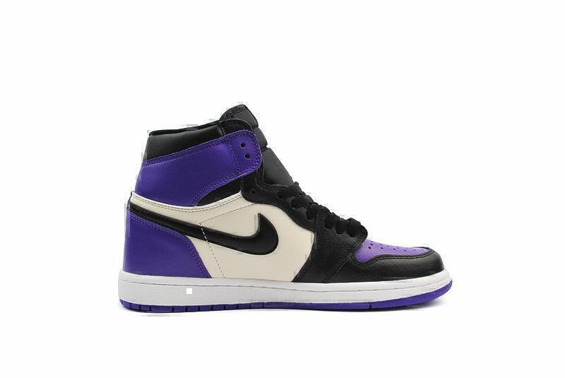 Nike air jordan 1  purple фото #3 в «GetKeds»
