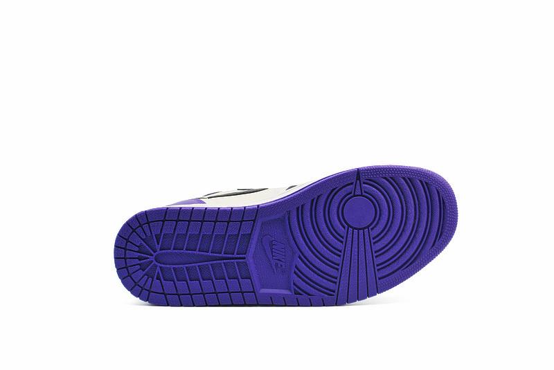 Nike air jordan 1  purple фото #5 в «GetKeds»