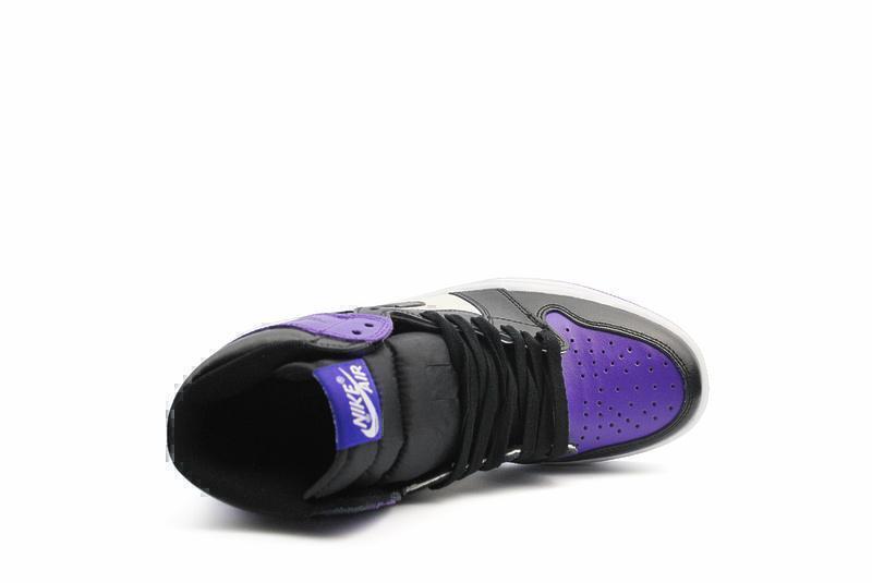 Nike air jordan 1  purple фото #4 в «GetKeds»