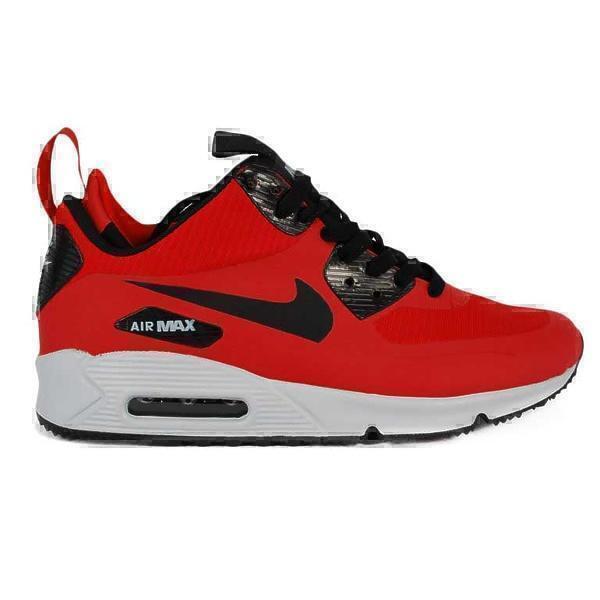 Кроссовки Nike air max 90 red фото в «GetKeds»