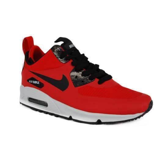 Nike air max 90 red фото #3 в «GetKeds»