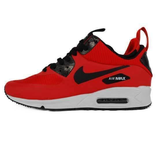 Nike air max 90 red фото #4 в «GetKeds»