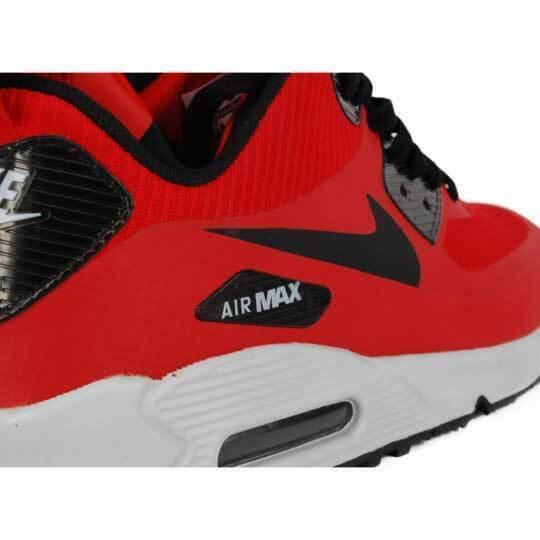 Nike air max 90 red фото #2 в «GetKeds»