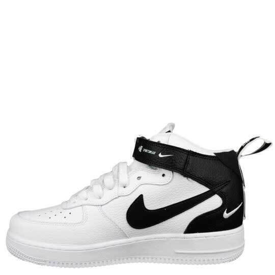 Nike Air Force 1 Mid 07 LV8 Utility «And The Swoosh» White фото #2 в «GetKeds»