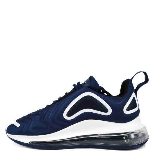 Nike Air Max 720 Blue фото #3 в «GetKeds»