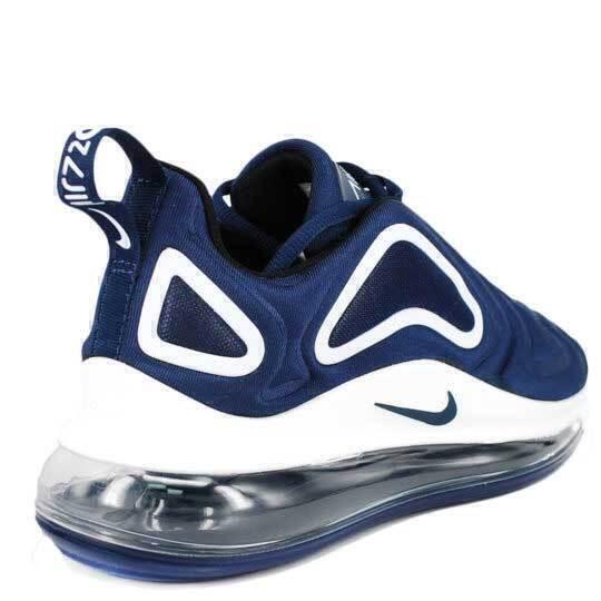 Nike Air Max 720 Blue фото #4 в «GetKeds»
