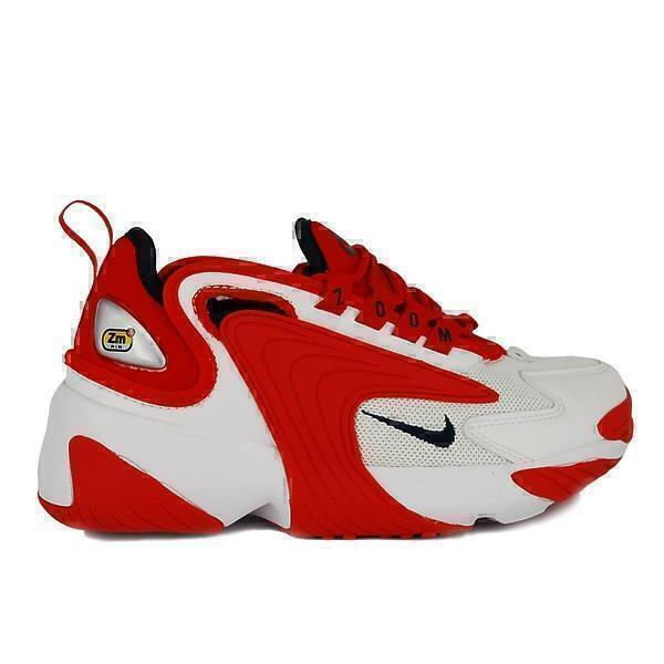 Кроссовки Nike Zoom 2K Red White фото в «GetKeds»