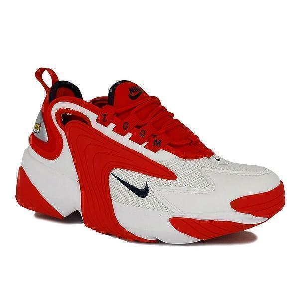 Nike Zoom 2K Red White фото #2 в «GetKeds»