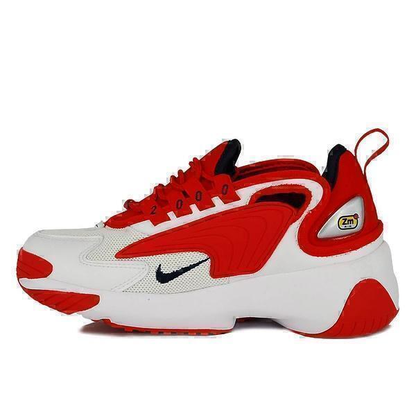 Nike Zoom 2K Red White фото #3 в «GetKeds»