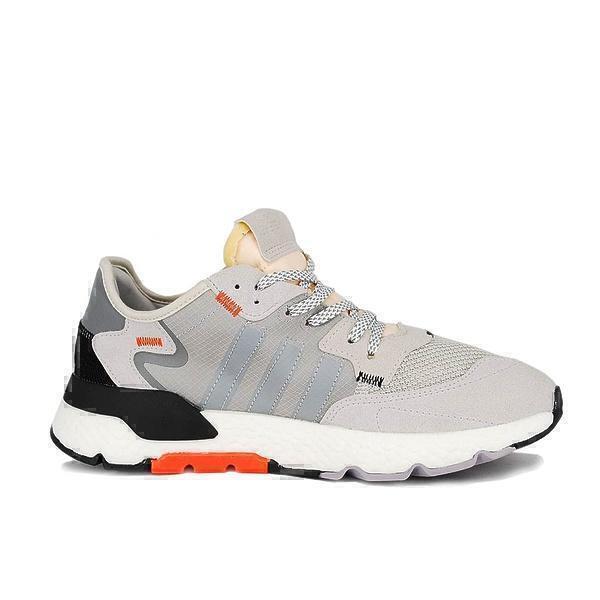 Кроссовки Adidas Nite Jogger Grey   фото в «GetKeds»