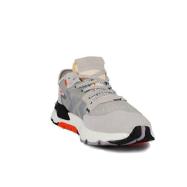 Adidas Nite Jogger Grey   фото #2 в «GetKeds»