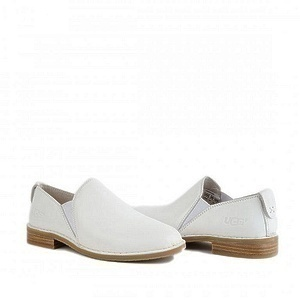 Угги UGG Loafers White