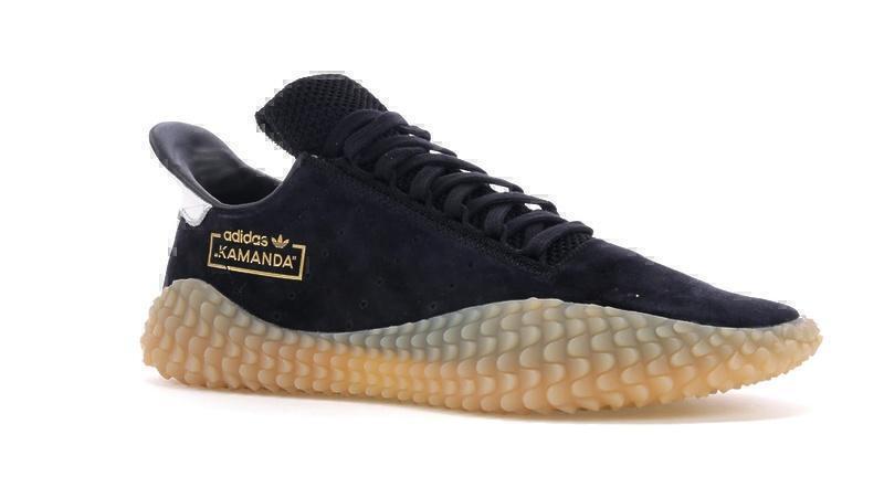 Кроссовки Adidas Kamanda Black фото в «GetKeds»