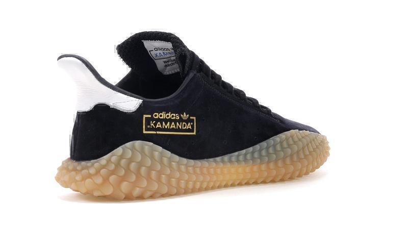 Adidas Kamanda Black фото #2 в «GetKeds»